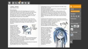 Wo Autoren und Illustratoren ihre Werke ausbrüten