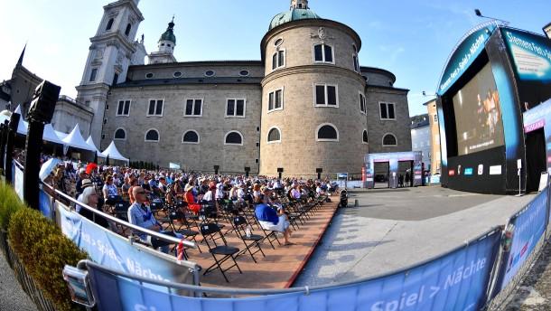 Salzburger Festspiele starten unter strengen Hygieneauflagen