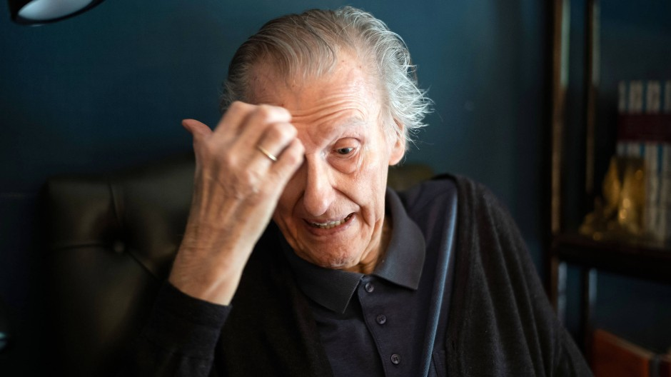 """""""Die Geige ist nicht da, um zu geigen, sondern um etwas zu sagen"""": Alois Kottmann will, dass junge Musiker wieder zu den Ursprüngen des Geigenspielens zurückkehren."""