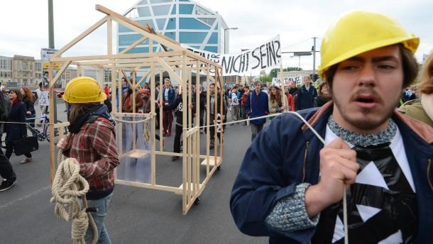 Berliner Schauspielschule Ernst Busch in der Krise