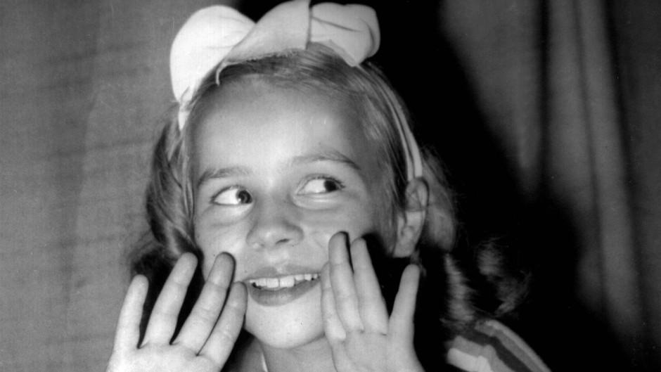 Bilderstrecke zu: Cornelia Froboess zum Siebzigsten