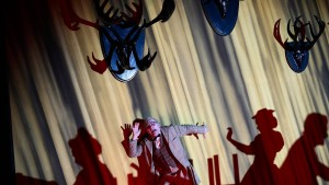 Nabelschau am Blutwursttag