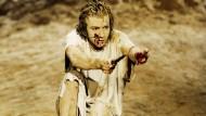 Das Messer des neuen Bundes: Niklas Kohrt in Stefan Bachmanns Bibel-Theater im Zürcher Schauspiel
