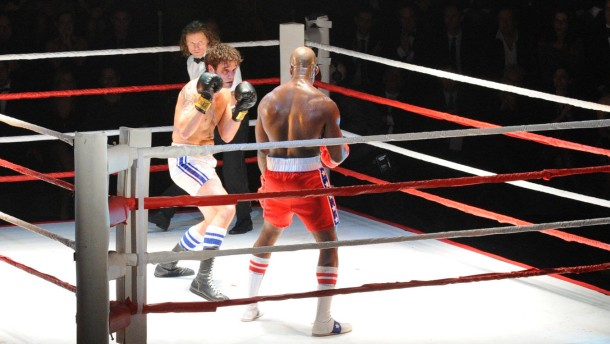 "Premiere ""Rocky""-Musical"