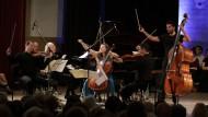 Forellenquintettfinale: András Schiff, Alisa Weilerstein und Ori Kam