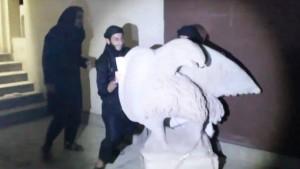Zerstörungen des IS sind Kriegsverbrechen
