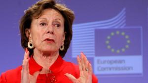 Ich bin nicht naiv, und Europa darf es auch nicht sein