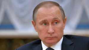 Putin hat für jeden die richtige Botschaft