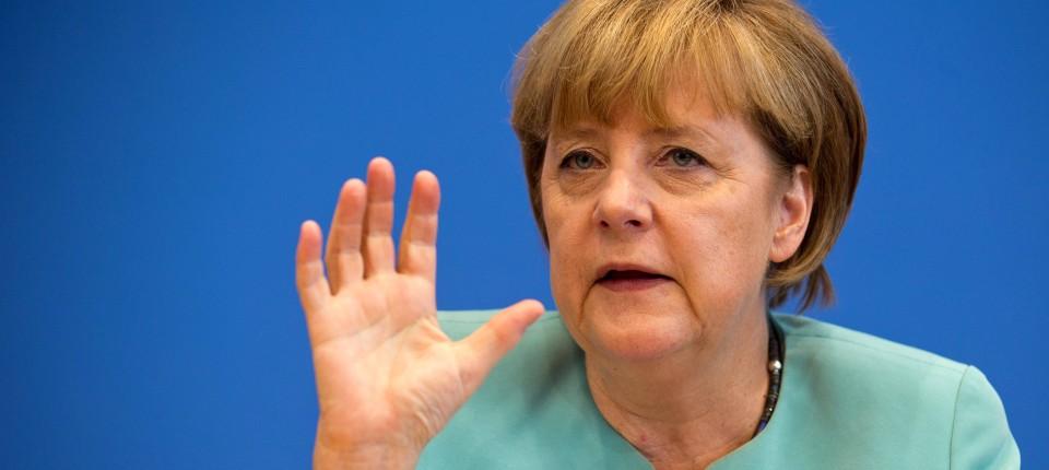 Offener Brief An Angela Merkel Deutschland Ist Ein
