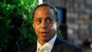 Die Vereinigten Staaten sind zur führenden Gefängnisnation aufgestiegen, sagt Jamal Joseph von der Columbia-Universität.