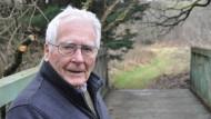 Ein 2009 aufgenommenes Bild von Gaia-Künder James Lovelock in seiner Heimat in Cornwall.