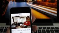 Airbnb spendet Paris 83 Cent pro Übernachtung
