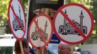Die Provokateure von Pro Deutschland sollten den Mohammed-Film nicht aufführen dürfen