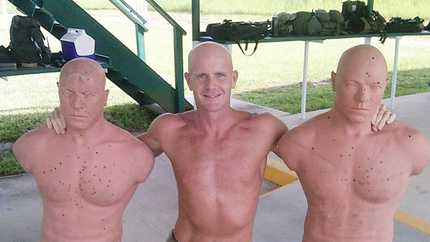 Generals Scandal-Shirtless Photo