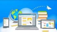 """Schwereloses Lernen, schwieriger Datenschutz: So stellt Google seine """"Apps for Education"""" vor"""