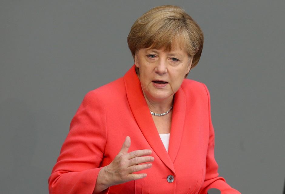 Frankreich zu Deutschlands Europapolitik