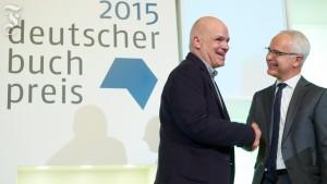 Deutscher Buchpreis geht an Frank Witzel
