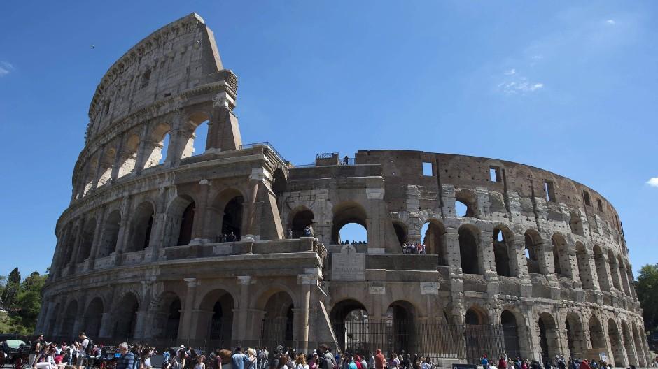 Nichts begeistert aus archäologischer Sicht so sehr wie das antike Rom.