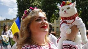 Wie die Ukraine aus dem europäischen Bewusstsein verschwand