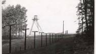 Die tschechoslowakische Grenze, ein Ort, der die tschechische Nation auch über zwanzig Jahre nach dem Ende der kommunistischen Diktatur noch spaltet