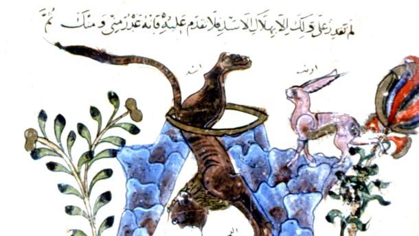Erzählungen aus dem Kalila-wa-Dimna, XI. Jahrhundert