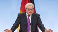 Steinmeier gegen Nato-Mitgliedschaft der Ukraine