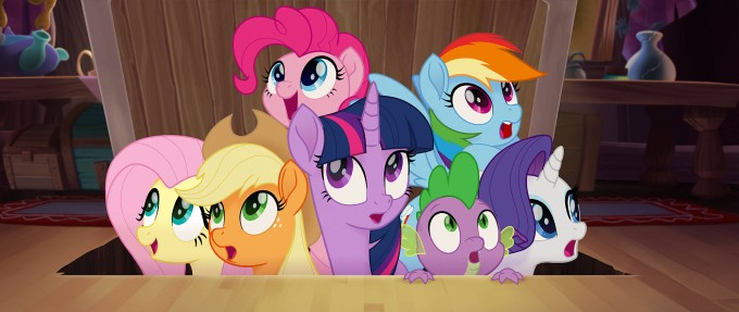 My Little Pony Jetzt Im Kino