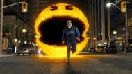 Wenn Pac-Man die Erde zerstören will