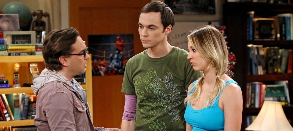 Big Bang Theory Ist Auf Deutsch Nicht Lustig