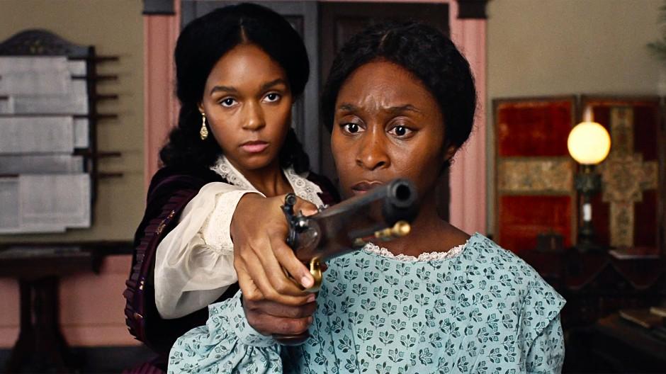 Keine halben Sachen im Dienste der Sklavenbefreiung: Marie (Janelle Monáe, links) und Harriet (Cynthia Erivo)