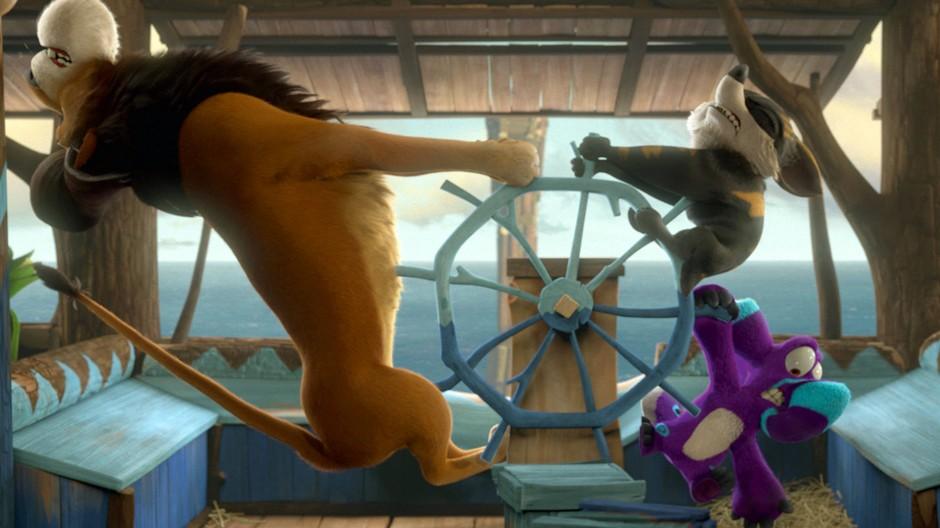 "Kino: Animationsfilm ""Oops! Die Arche ist weg..."""
