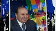 Algeriens stummer Präsidentschaftskandidat Bouteflika