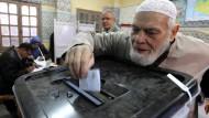 Ägypter beginnen Abstimmung über neue Verfassung
