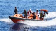 Suche nach Black Box der MH370 ist ein Rennen gegen die Zeit
