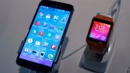 Samsung Galaxy S5: Wasserdicht und mit Herzsensor