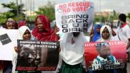 Boko Haram bekennt sich zu Entführung von Schülerinnen
