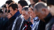 Japan trauert am dritten Jahrestag von Fukushima