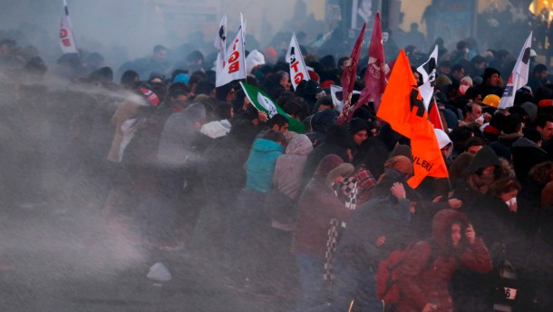 Mehr als 150 Festnahmen in der Türkei