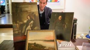 Restaurator muss wegen ruinierter Gemälde zahlen