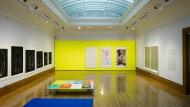 Drei Farben gelb und weiß: Die Ferens Art Gallery in Hull stellt die Kandidaten des Turner-Preises aus.