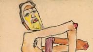Egon Schiele und Erwin Osen in Wien: Lustknaben unter Strom