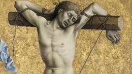 Der böse Mann zur Linken Christi
