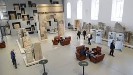 Besatzer im Museum