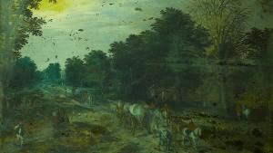 Woran die Echtheit Brueghels zu erkennen war