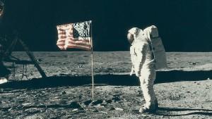 Leidet beim Mondflug das Herz?