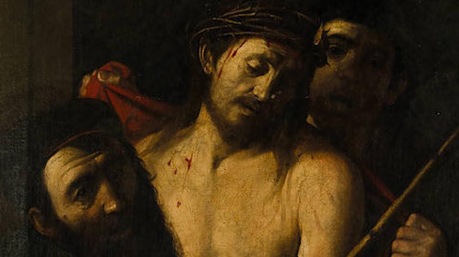 Ecce homo: Von Caravaggio?