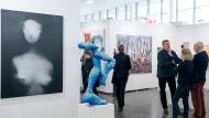 Der deutsche Kunsthandel ächzt unter dem vollen Mehrwertsteuersatz von neunzehn Prozent beim gewerblichen Verkauf von Kunstwerken.