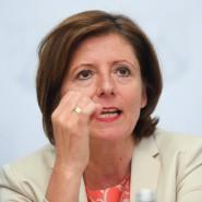 Auch ihr Geduldsfaden scheint zu reißen: die rheinland-pfälzische Ministerpräsidentin Malu Dreyer (SPD).