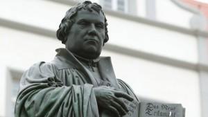 Luther wollte keine Aufklärung