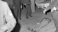 Der Polizist, der angeblich aus Notwehr schoss